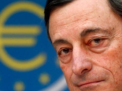 Draghi: il QE potrebbe essere potenziato a dicembre Foto